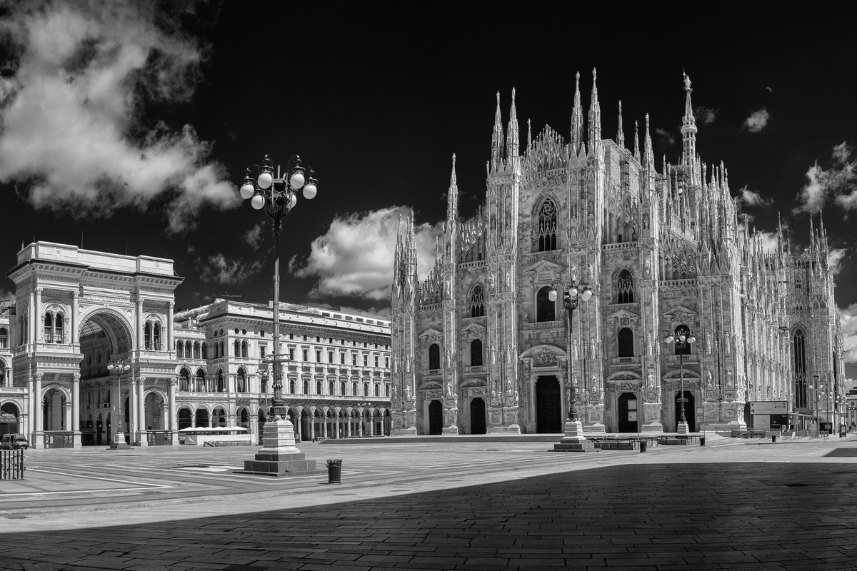 Invisible Light - 01 Il Duomo (Milano) - 2016_[h08]